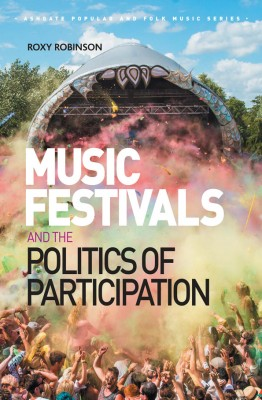 Music festivals book